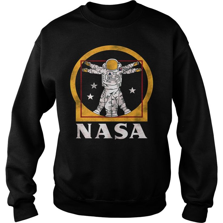 NASA Vitruvian Astronaut Graphic T-Shirt #gift #ideas #Popular #Everything #Videos #Shop #Animals #pets #Architecture #Art #Cars #motorcycles #Celebrities #DIY #crafts #Design #Education #Entertainment #Food #drink #Gardening #Geek #Hair #beauty #Health #fitness #History #Holidays #events #Home decor #Humor #Illustrations #posters #Kids #parenting #Men #Outdoors #Photography #Products #Quotes #Science #nature #Sports #Tattoos #Technology #Travel #Weddings #Women