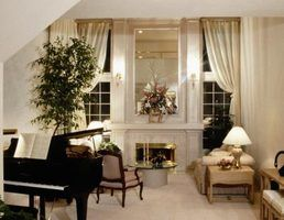 Baby grand pianos put full-size sound in smaller living spaces.
