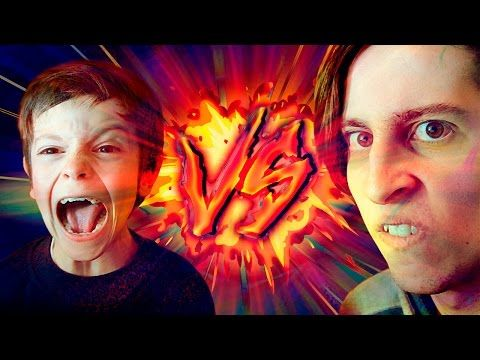 1 VS 1 CON MI HERMANITO - RobleisIUTU - YouTube
