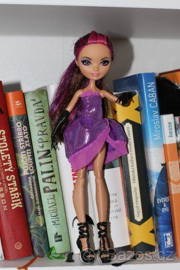 Obleceni pro panenky Monster high, Ever after high - 1