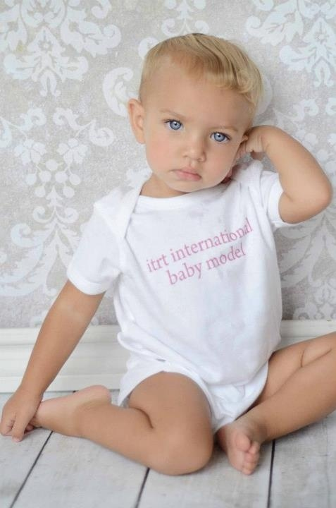 Beautiful BABY Model of the Year | Child Model Magazine ...