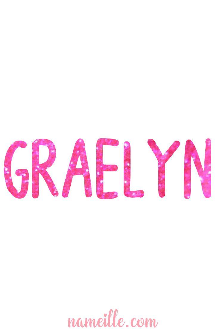 Baby Names for Girls - Graelyn