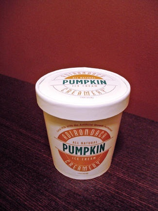 Pumpkin Ice Cream Sandwiches With Gingersnap Cookies Recipe ...