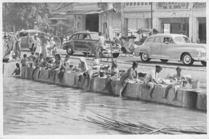Jl.Hayam Wuruk  , 1950an