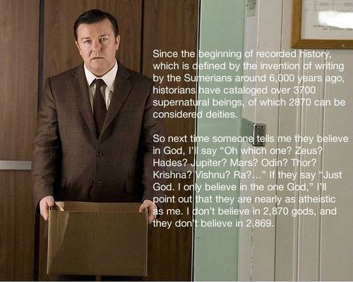 One of the best atheism quotes ever!