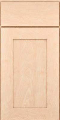 Kraftmaid Solid Maple Putnam Door In Parchment Kitchen