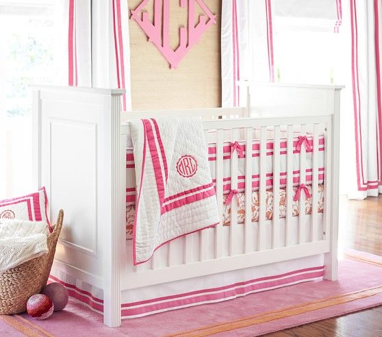Harper Nursery Bedding Collection Pottery Barn Kids