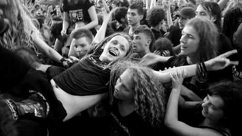 Woodstock Festival Poland by piotrwrobel, via Flickr