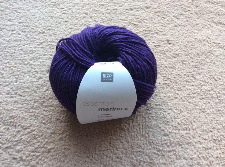 Rico essentials merino dk extra fine super wash - farbe 03