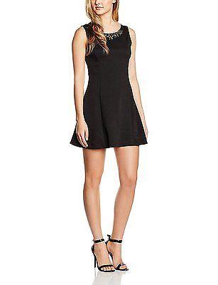 Large, Black, INSIDE Women's 8sves60& Dressed, 1 NEW