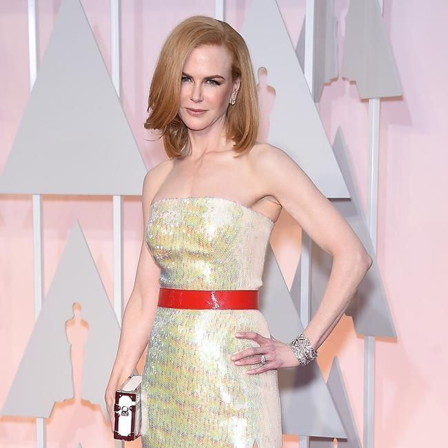 Nicole Kidman planned her daughter's wedding but wasn't invited