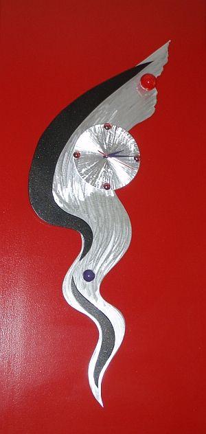 Abstract Modern Wall Clock/ Sculpture♥♥
