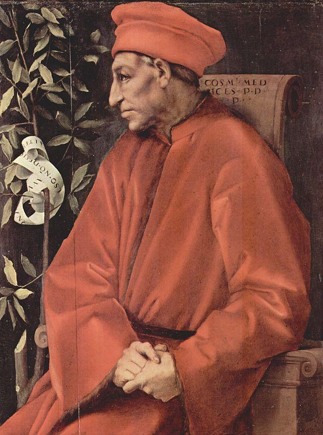 Cosme de Médicis (1389 - 1464)
