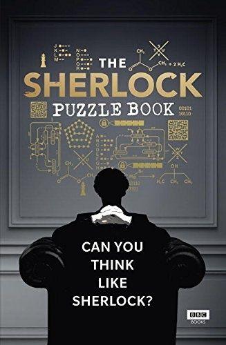 Christopher Maslanka – Cavan Scott – Steve Tribe: Sherlock: The Puzzle Book