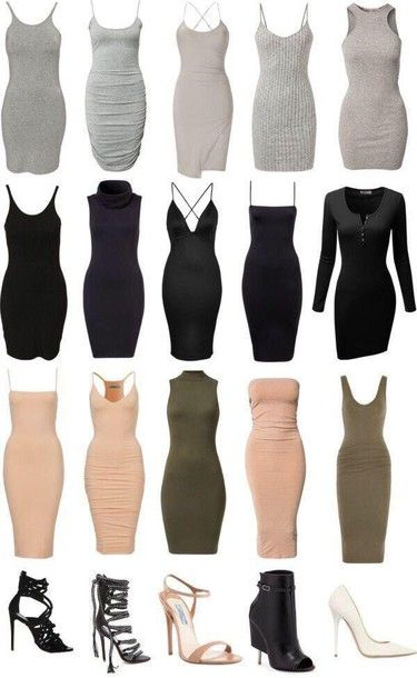 15 Must-see Black Dress Outfits Pins | Dresses for work, Black ...