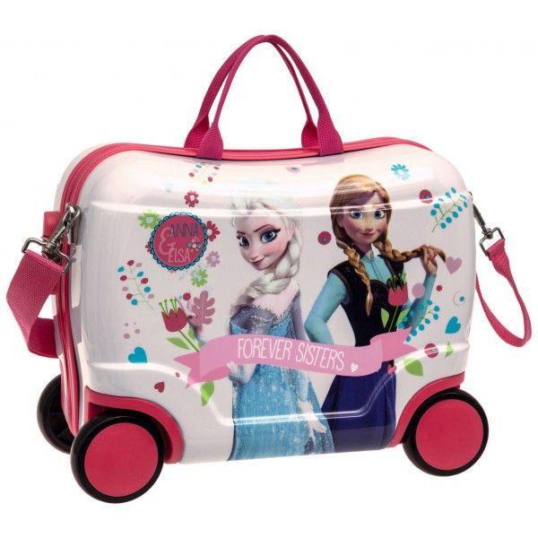 Maleta corre pasillos Frozen, de venta en http://www.maletastony.com/maletas-infantiles/638-maleta-frozen-correpasillos.html