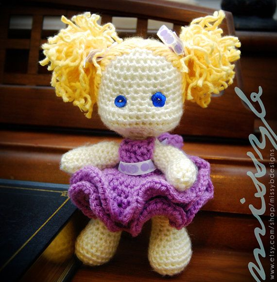 Amigurumi Pattern Person : 520 best images about amigurumi people on Pinterest Girl ...