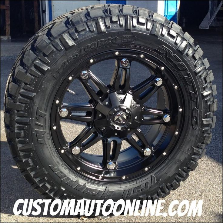 Nitto Wheel and Tire Packages