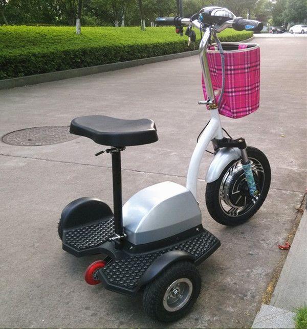 Pas cher Meilleures trois roues électrique Tricycle scooter mobilité Vélos Zappy le moteur brushless de scooters pour adultes les personnes âgées handicapées, Acheter  Bicyclette électrique de qualité directement des fournisseurs de Chine:                            Meilleures trois roues électrique Tricycle scooter mobilité Vélos Zappy le moteur brushless