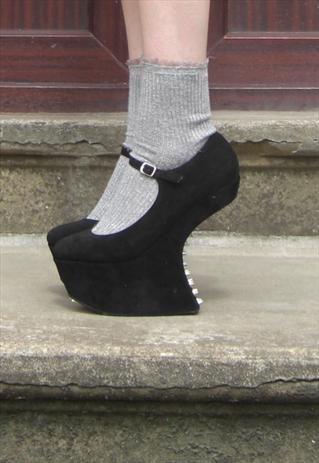 heeless shoes sexy
