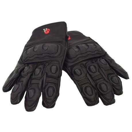 Δερμάτινα γάντια μηχανής Darwin από την Vester. Κατασκευασμένα από ανθεκτικό μαλακό δέρμα για άνεση και άριστη εφαρμογή. Διαθέτει προστασίες τόσο στο επάνω μέρος και τις φάλαγγες των δακτύλων όσο και στο εσωτερικό μέρος της παλάμης. Επιπ...