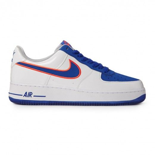 SCARPE N. 40 UK 6 NIKE AIR FORCE ART. 488298 142 SNEAKERS NIKE AIR WHITE / BLUE
