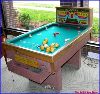 Octagon Game Table ... _United_Hi_Score_EM_Pinball_Bumper_Pool_Game_Table_Coin_Op_01_aw.jpg