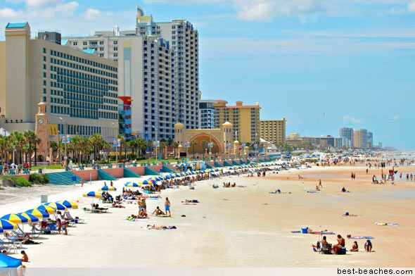 Daytona Beach is where my family would always go when we lived in Florida