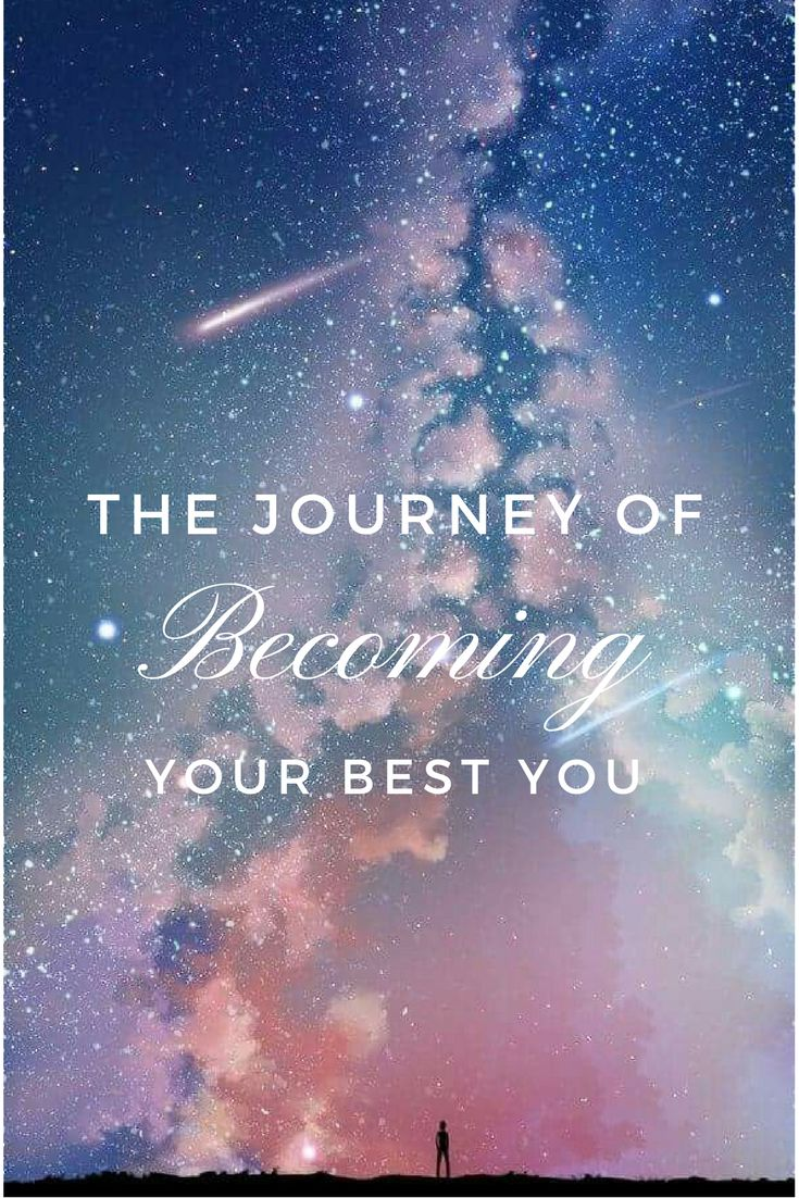 An honest portrayal of the journey to becoming your best self!  https://biancaosbourne.com/blog/my-story-of-becoming