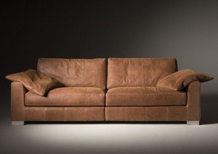 Eldorado bankstel | L'ancora leren banken | Miltonhouse Voordelig meubelshoppen