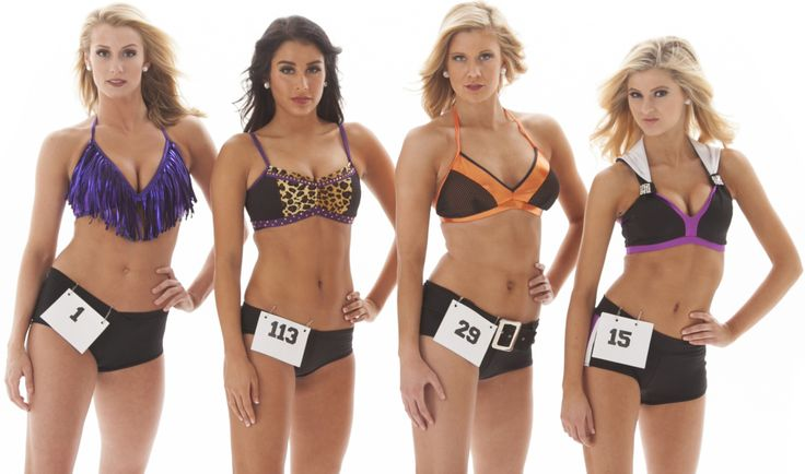 Top Tryout Tips When Auditioning for a NFL, NBA, semi-pro cheerleaders, or a top college dance team - Choose the RIGHT apparel and accessories for YOU!