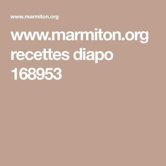 www.marmiton.org recettes diapo 168953