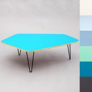Velvet Point   Sitzmöbel U0026 Tische Kleinserie Aus Schreinerhand:  Asymmetrischer Couchtisch Mit Hairpin Legs