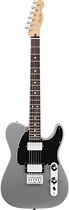 Fender - Blacktop Tele - Silver