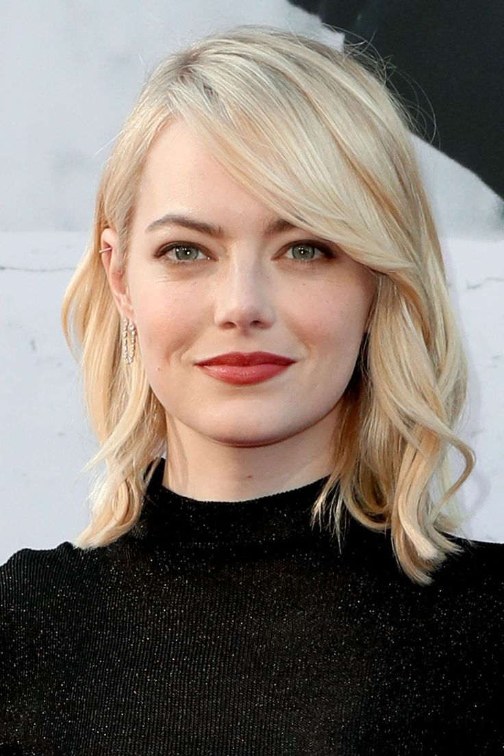 Sweet Side-Swept Bangs - Cosmopolitan.com