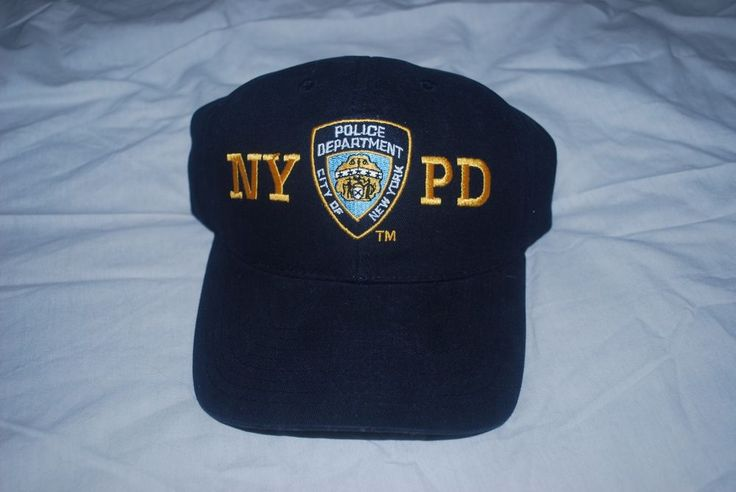 NYPD POLICE DEPARTMENT AND FBI ADJUSTABLE BALL CAPS NEW WITHOUT TAGS | Clothing, Shoes & Accessories, Men's Accessories, Hats | eBay!