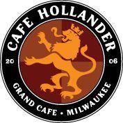 Cafe Hollander Gluten Free Menu