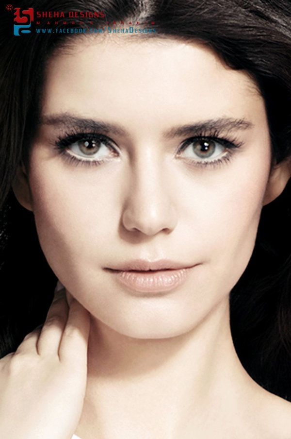Beren Saat, Turkish actress