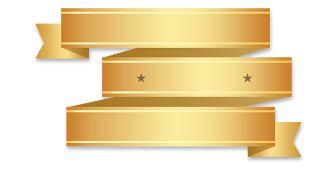 Fitas Dourada