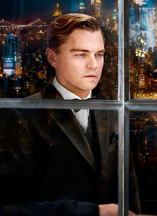 In The Great Gatsby, why has Gatsby created such a