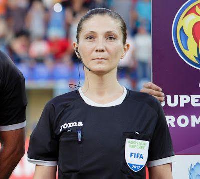 sportcampina: Retrospectiva arbitrajului românesc 2017 - Mihaela...