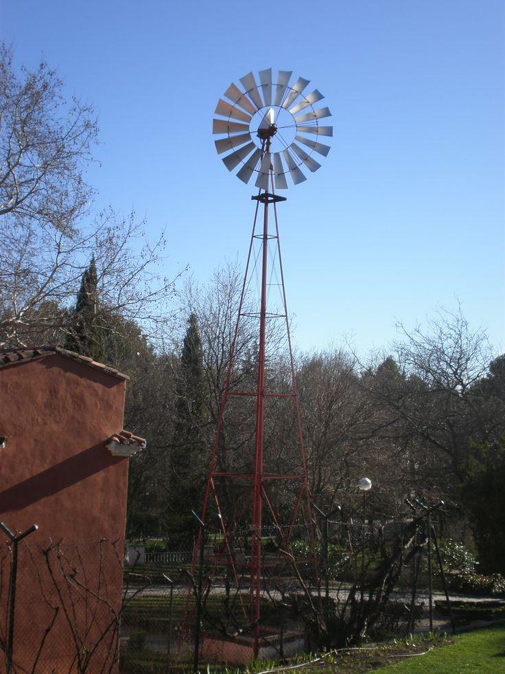 molino en la quinta de los molinos