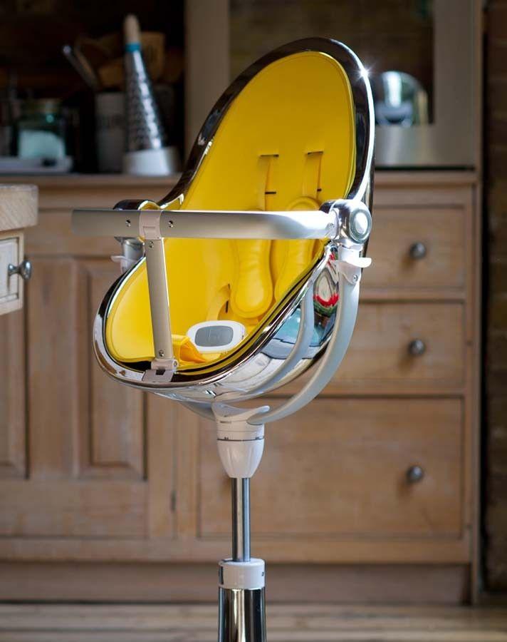 Fresco Chrome Loft High Chair By Bloom Baby B A B Y E V E R Y T H