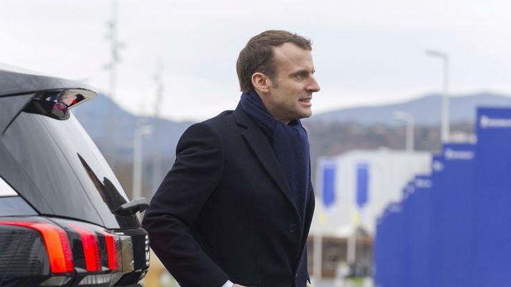 «Enfoiré !», lance un garde du corps à Macron, qui plaisantait sur son «illettrisme» (VIDEO) zéro de conduite