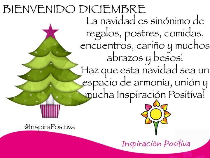 Bienvenido Diciembre!!!