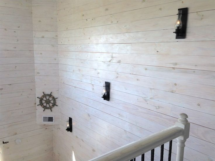 Image result for whitewashed shiplap