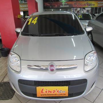 webSeminovos   Fiat Palio Mpi Attractive 1.4 8V Prata 2013/2014