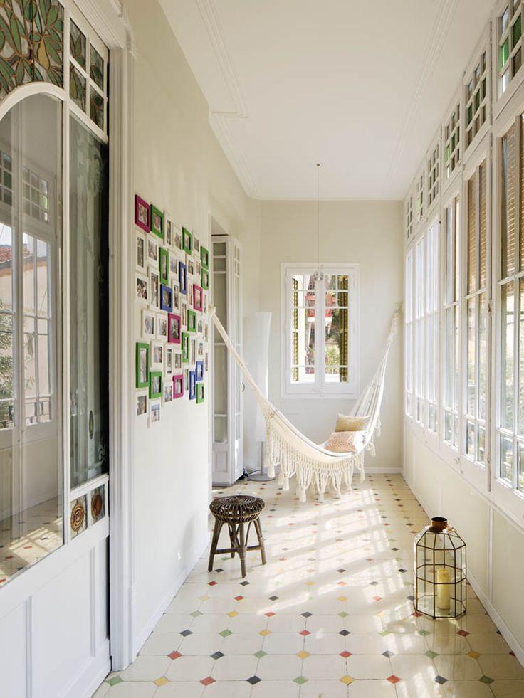 deconauta space: PISO EN LESSEPSProyecto de #interiorismo en piso modernista catalogado, en #Barcelona. Por ·Estudio_Meritxell_Ribé. #galería #galeria #gallery