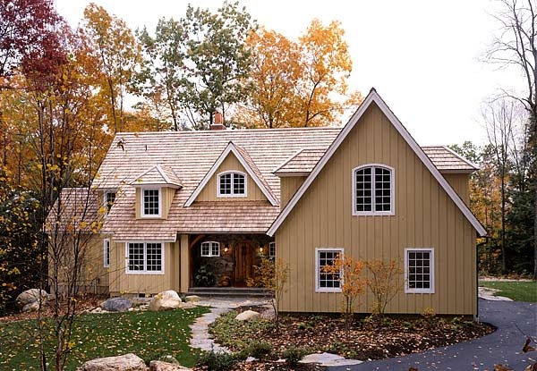 Timber Frame Cottage Home From Timberpeg Homes I Like