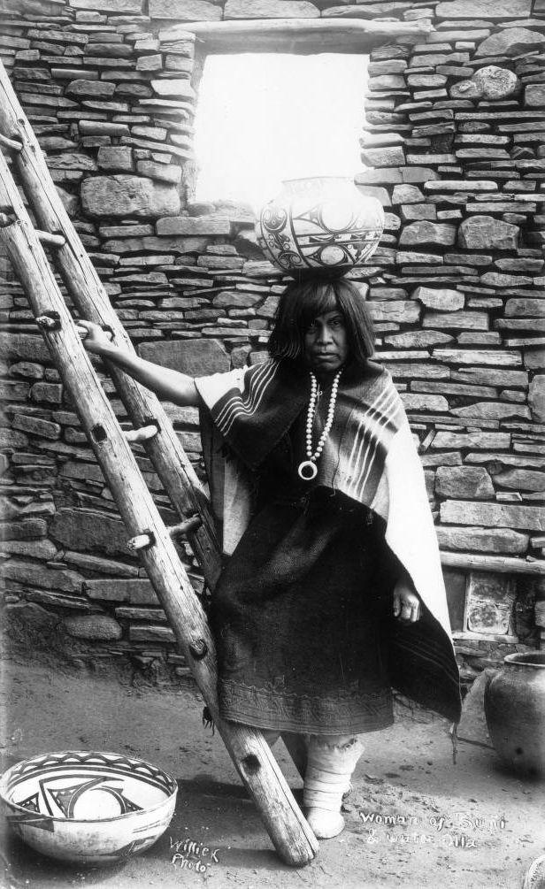 Netter amerikanischer Ureinwohner